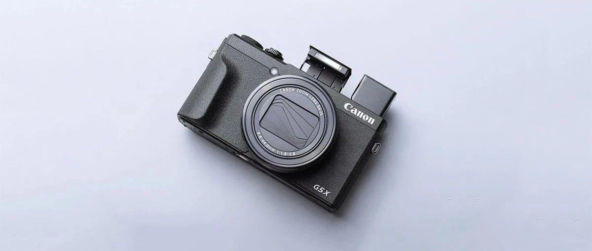 无忌测评 | 紧凑专业级口袋相机 佳能Powershot G5 X Mark Ⅱ体验