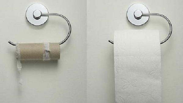 女子患异食癖,一天要吃掉一整卷厕所用纸,称有一种特别的味道