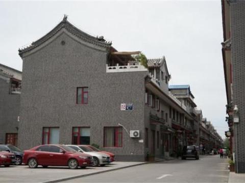 """中国最牛的村子,村民个个都是隐形富豪,离天安门仅""""一步之遥"""""""
