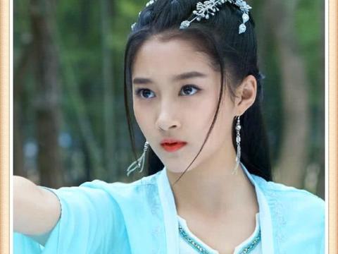 """关晓彤饰演的4部""""烂剧"""",极光之恋评分2.5,全部看过是真爱粉"""