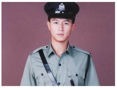 陈键锋时隔八年重拍港剧,合作杨思琦,网友当年的飞机师呢