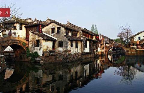 """这里以""""水中桃源""""闻名于世,因桥城市,入选全球十大最美小镇"""