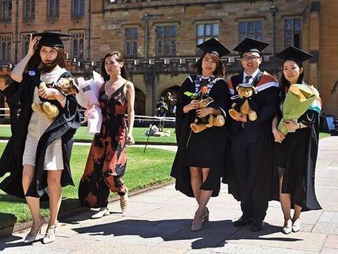 时隔两年之后,澳大利亚又开始坑中国学生,上百名留学生签证被拒