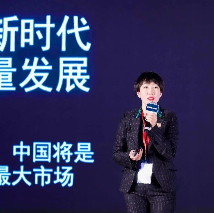 高通全球副总裁侯明娟:5G部署速度远超前代 这五个行业将率先受益
