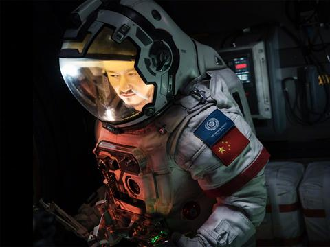 导演郭帆透露正打造《流浪地球2》 预计需要四年时间