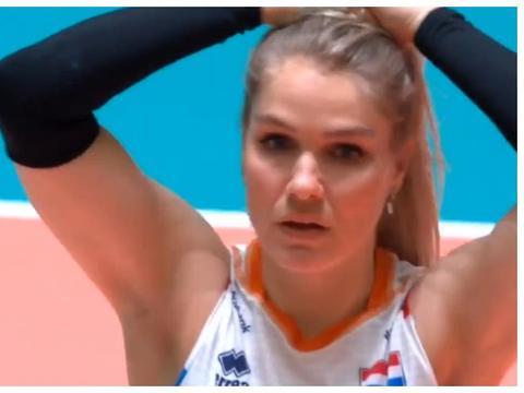 超级冷门!奥运会+世锦赛四强队意外出局,荷兰女排提前告别东京