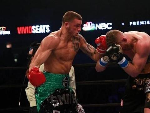 今天,8回合KO拳坛传奇霍普金斯的名将,夺得WBO北美拳王