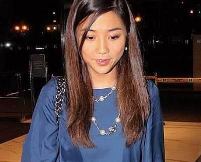 陈冠希前女友杨永晴结婚,嫁香港青年才俊,婚礼2月份办!