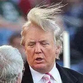 特朗普和希拉里,怎么留这个发型?原来大有深意