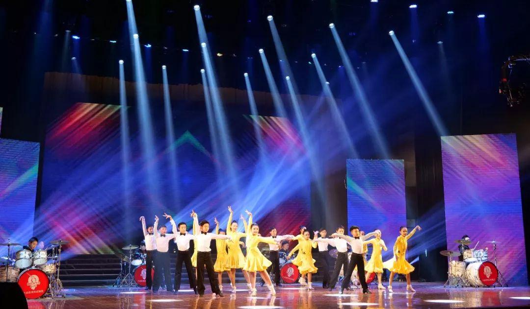 2020年浉河区春节晚会顺利举办