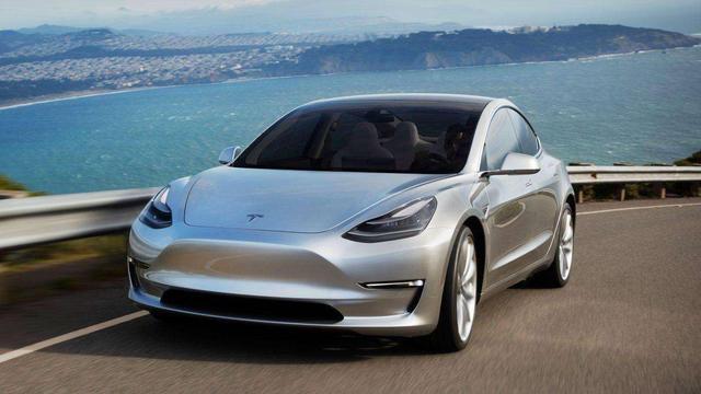年底Model3将实现零部件全部国产,新车价格降到20万不是梦?