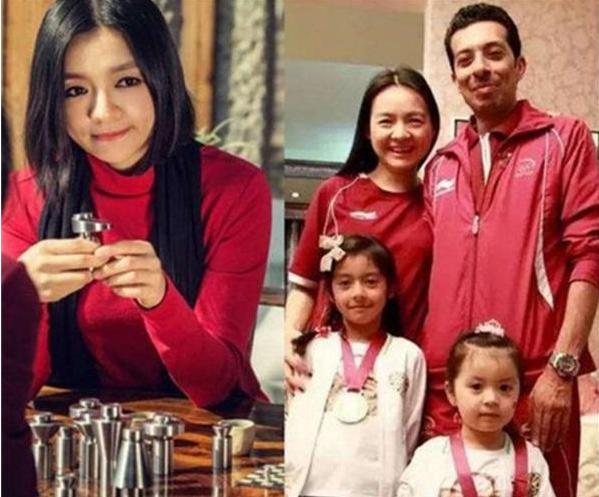 42岁最美棋后嫁卡塔尔王子,后放弃中国国籍,公开劝闺蜜嫁给老公