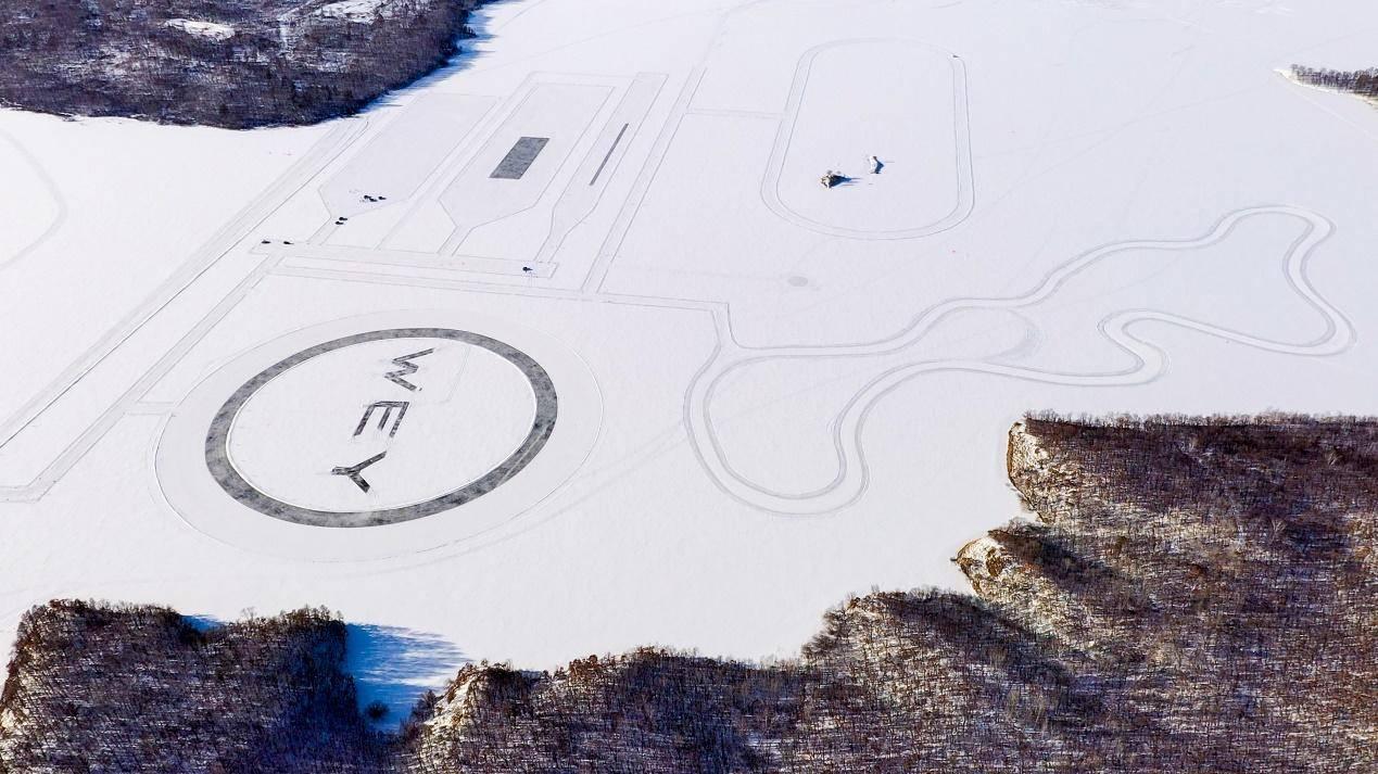 实力见担当 科技旗舰VV7 PHEV产品系列领航VV7家族御雪前行