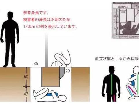 男子陈尸女厕便池,警方难解:他到底怎么进去的?