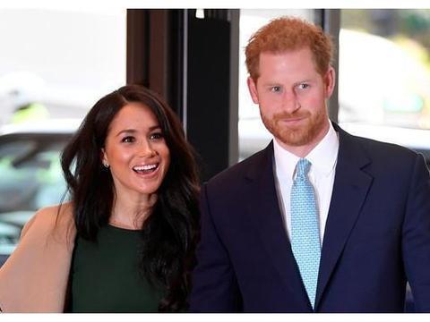 """哈利王子、梅根""""结婚不到两年""""爆婚姻危机!外媒:已经分开83天"""