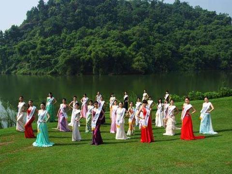 第23届璀璨星世界小姐中国区总决赛成绩出炉