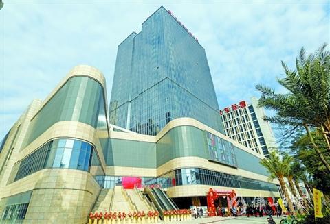 佛山石湾澜石不锈钢总部大厦启用,三大商贸平台赋能不锈钢产业