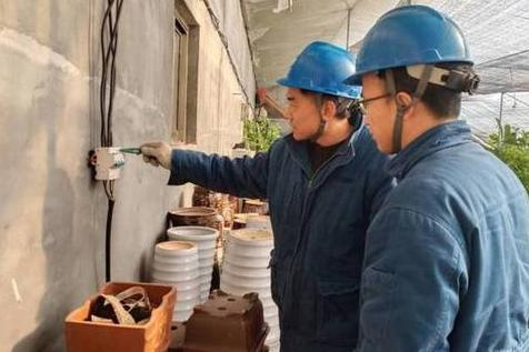 国网馆陶县供电公司加强农产品加工用电管理