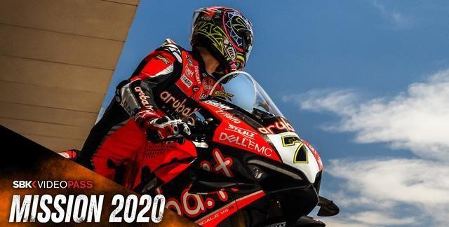 展望2020 WSBK DUCATI唯一目标「冠军」!