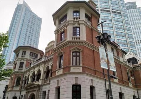上海百年老宅查公馆重生,变身石库门网红,有故事有腔调