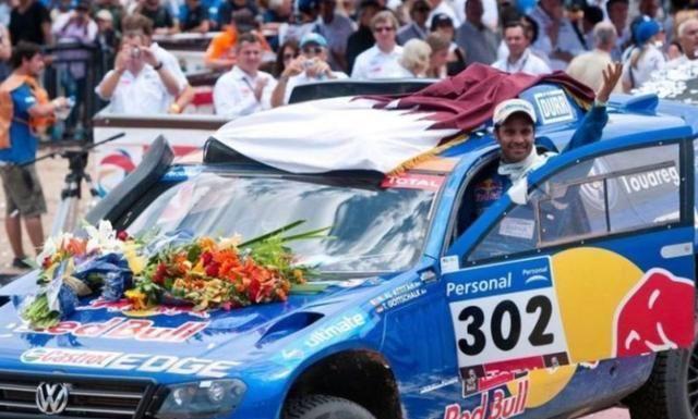 有钱任性!中东土豪玩赛车世界第一,参加奥运也拿奖牌!