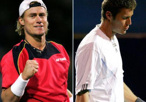 ATP杯上的名宿 俄罗斯沙皇萨芬 澳洲野兔休伊特