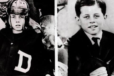 元首们年轻时的罕见老照片:英拉很美,丘吉尔变化大,希特勒冷酷
