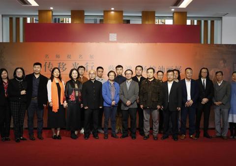 蔡际鸿、杨缤油画展,中国油画院特邀新人展岭南美术馆同时开幕
