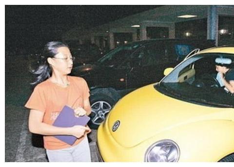 邱淑贞的座驾现已停产的畅销车当年好意借给老友吴绮莉!
