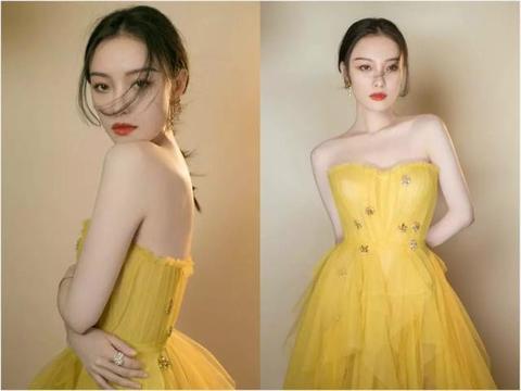 新浪时尚风格大赏女明星红毯解析,王菊瘦了,倪妮依旧全场焦点