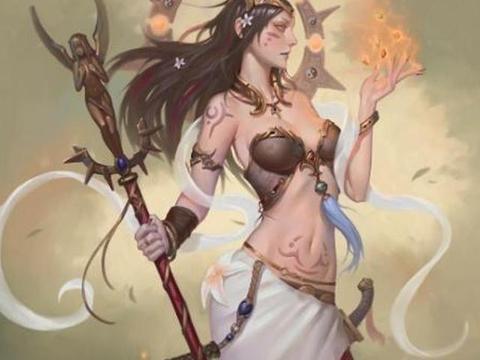 西游记仙界第一女神仙,一人创六道轮回和地府,实力吊打玉帝!