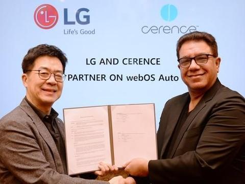 LG 将联手汽车软件公司打造车载语音助理