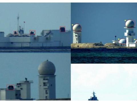 万安滩没讨到好处,越南又派军舰抵进赤瓜岛,解放军掀开岸防炮