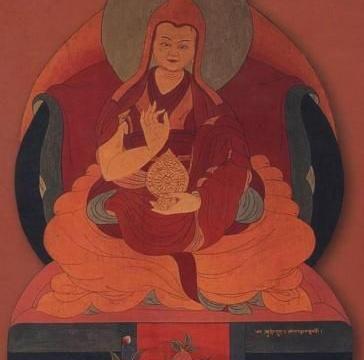 西藏著名诗人第五世达赖喇嘛仓央嘉措