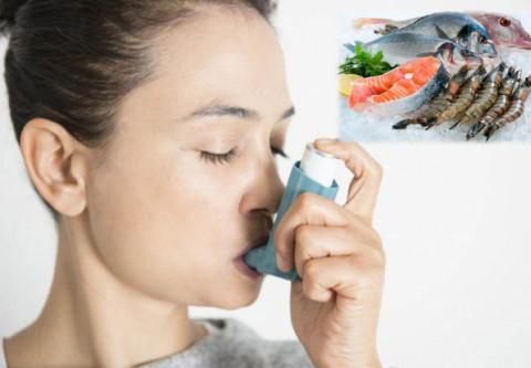 什么食物哮喘病人不能吃?