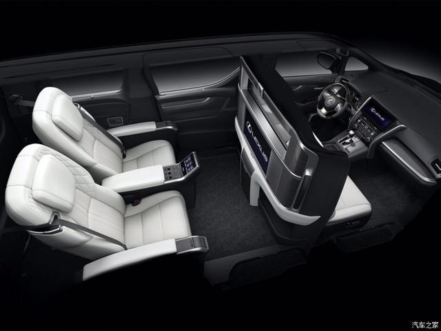 加价100万的MPV了解一下,雷克萨斯LM将于2月24日上市