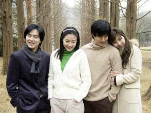 《冬季恋歌》过去16年,裴勇俊成了国民老公的老板,男二自杀