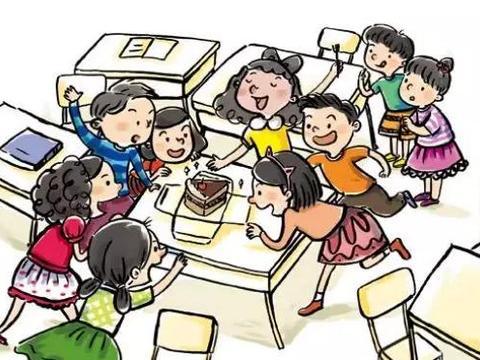 小豆包的校园故事,为何这么多孩子喜欢看?