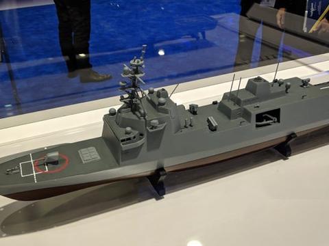 意大利为美国设计未来护卫舰大幅增加电力以装备激光等定向能武器