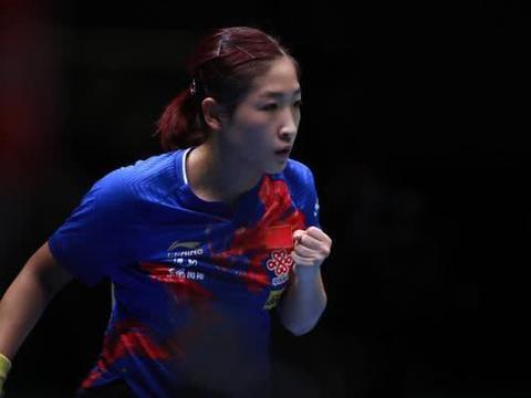 谁能代表国乒上奥运,数据告诉你是刘诗雯陈梦孙颖莎还是王曼昱?