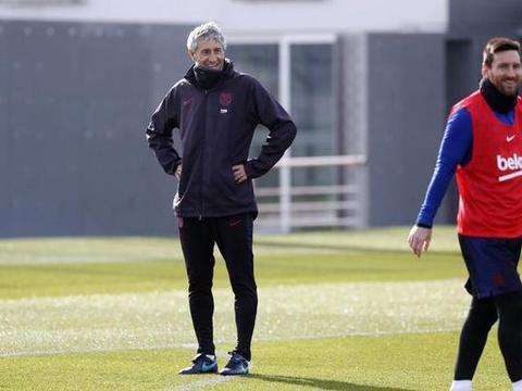 科贝:塞蒂恩执教巴萨后,俱乐部考虑冬窗签一名新前锋