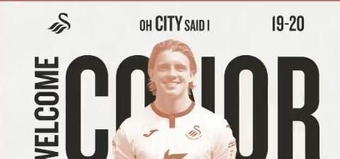 官方:切尔西小将加拉格尔租借加盟斯旺西 效力至本赛季结束