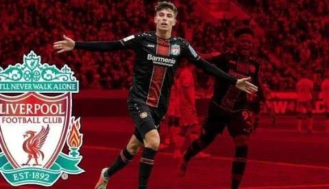 足球转会市场标价 9000万欧元德国帝星,利物浦欲1.07亿镑引进
