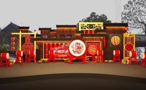 湖南卫视春晚设立洞村分会场 凤凰传奇献唱贺岁歌曲