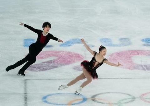 日本冰舞新生代组合崇拜羽生结弦与其同训 目标已瞄准北京冬奥会