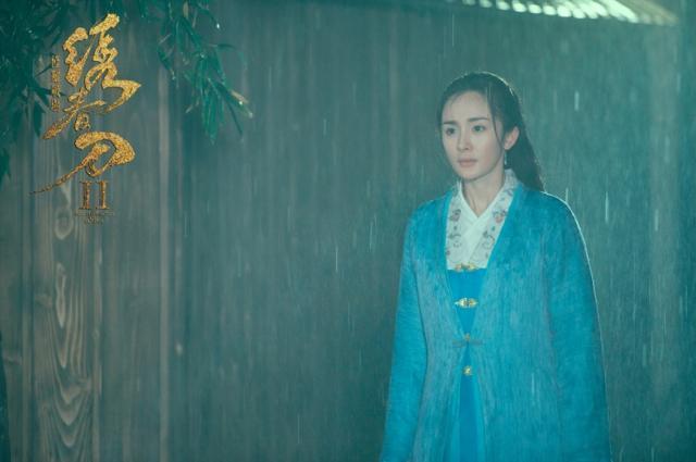演员淋雨戏,舒畅、张艺兴虐心,郑爽、朱一龙颜值高,她最好看!