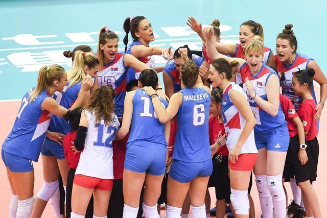 塞尔维亚女排诡计得逞,东京奥运会四强无悬念,中国女排真的难了