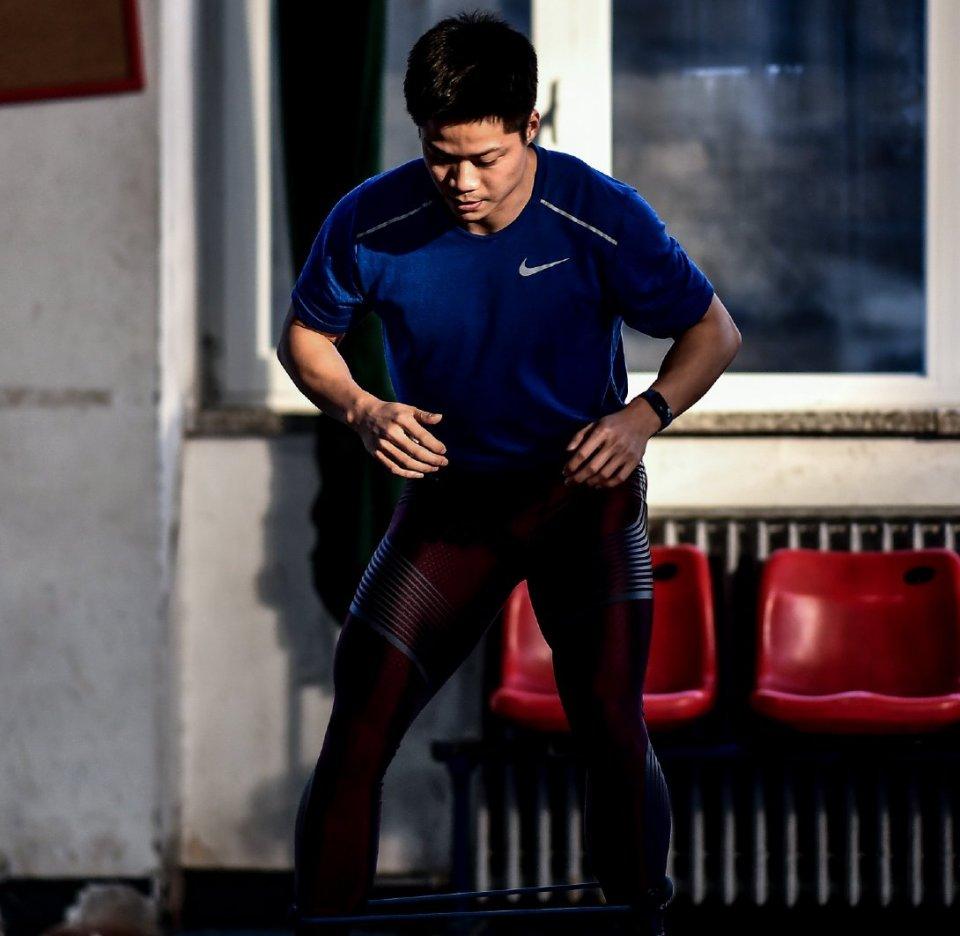官宣!苏炳添携手梁劲生出战南京室内世锦赛,有望首夺世界冠军