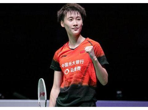 横扫最强敌收获新赛季首冠,陈雨菲稳居世界第一,又一个李雪芮?