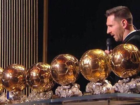 梅西获金球奖最多,武磊获中国金球奖最多,新年都进1球